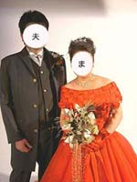 結婚写真2