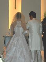 結婚式の裏部隊