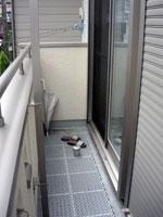 それは台風が関東を直撃する日の朝でした。