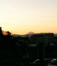 今年も富士山!?