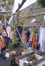 植木と服のお店