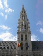 親戚一同でベルギーへ行く